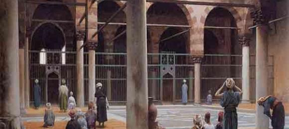 Ezan-ı Muhammedi ile iftar...