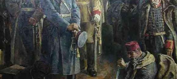 Gazi Osman Paşa ve Romanya Prensi