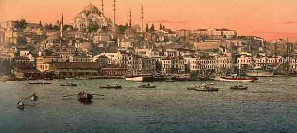 Gazi Osman Paşa' nın İstanbul' a dönüşü