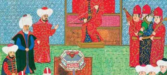 Osmanlı'da ahlak