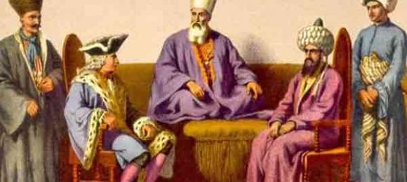 Osmanlı paşasının siyaseti